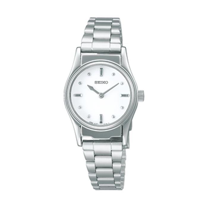 セイコー 紳士 時計 SQWK029  ホワイト WH 【SEIKO】