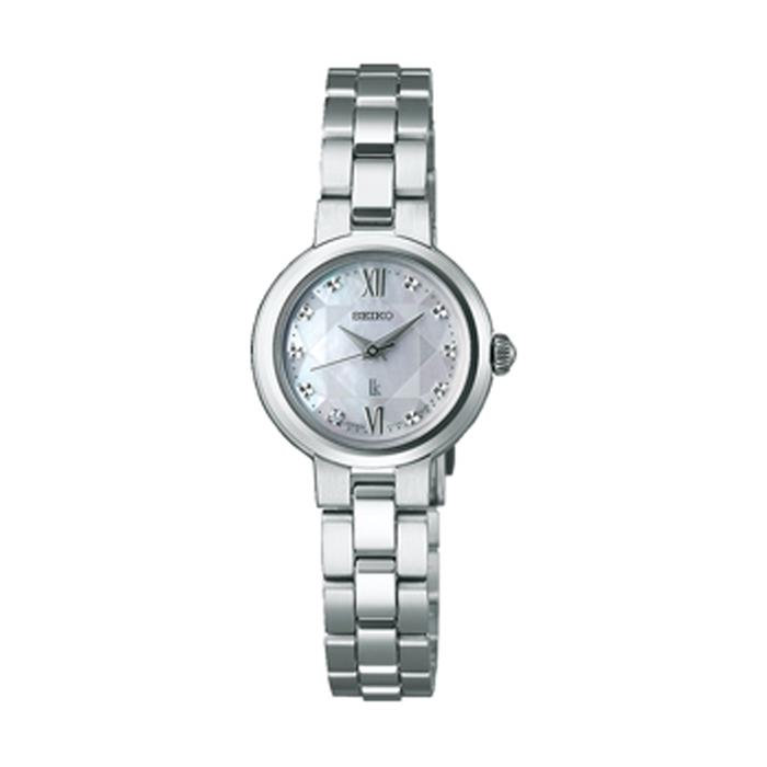 セイコー 紳士 時計 SSVR133  ホワイト WH 【SEIKO】