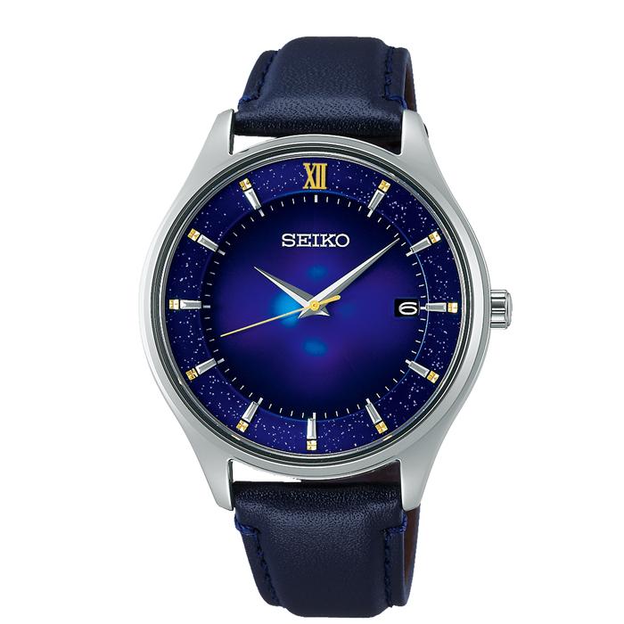【送料無料!】セイコー 紳士 時計 SBPX141  ブルー BL 【SEIKO】