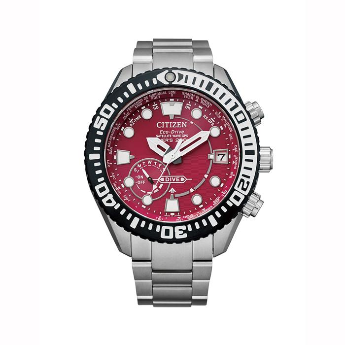 シチズン 紳士 時計 CC5005-68Z  レッド RD 【CITIZEN】