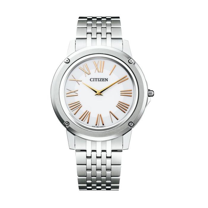 【送料無料!】シチズン 紳士 時計 AR5020-52A  ホワイト WHITE 【CITIZEN】