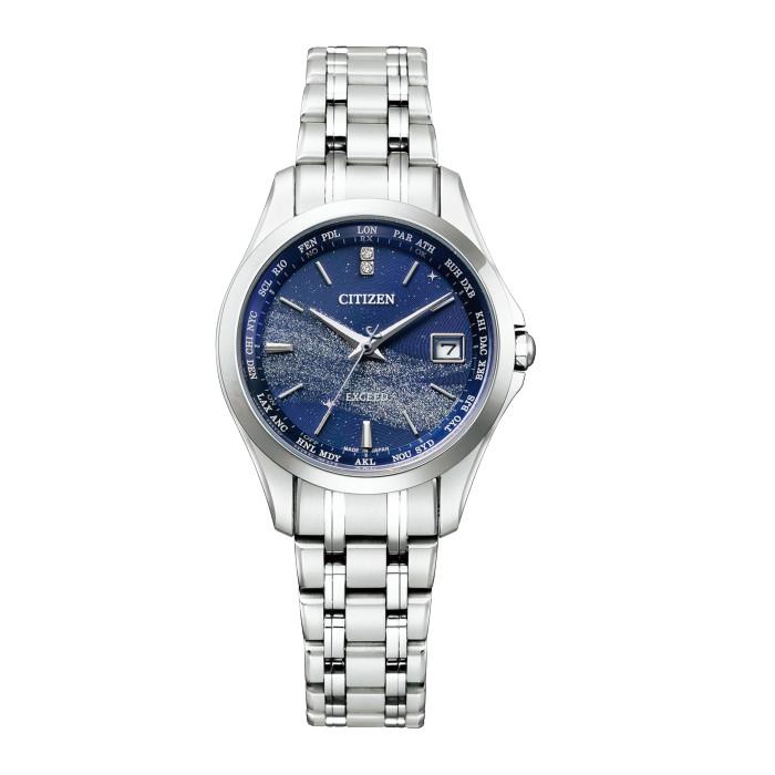 【送料無料!】シチズン レディース腕時計 EC1120-59M 【CITIZEN】