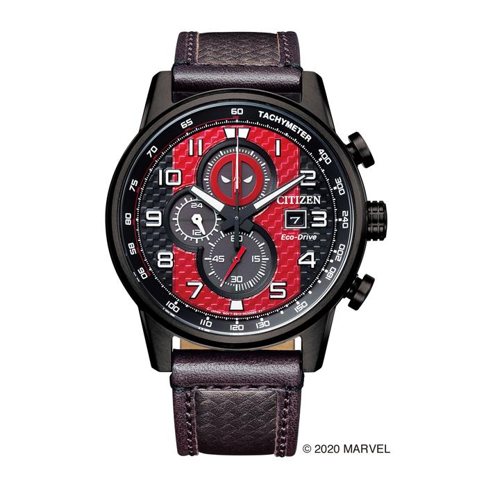 【送料無料!】シチズン シチズンコレクション 紳士 時計 CA0688-04W  レッド/ブラック RD 【CITIZEN】