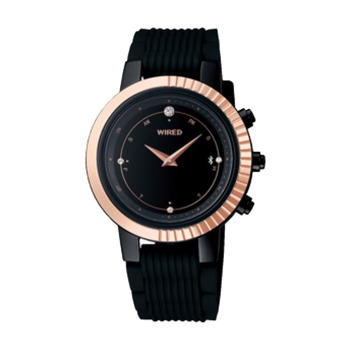 セイコー婦人時計AGEB402ブラックBLACK【SEIKO】