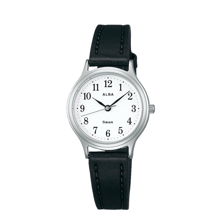 【送料無料!】セイコー 紳士 時計 AQHK446  ホワイト WH 【SEIKO】