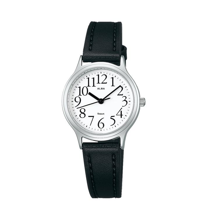 【送料無料!】セイコー 紳士 時計 AQHK447  ホワイト WH 【SEIKO】