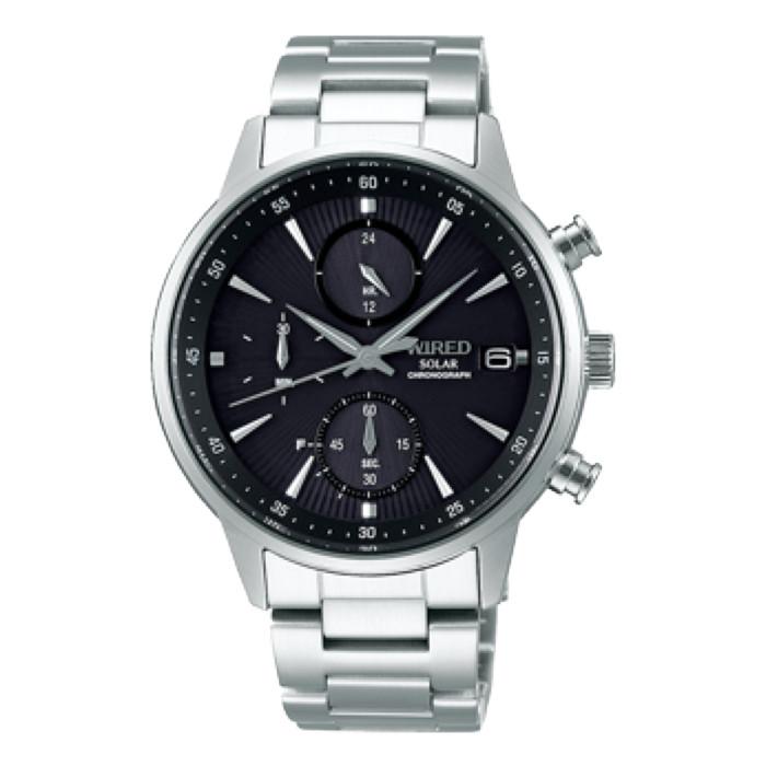 【送料無料!】セイコー 紳士 時計 AGAD408  ブラック BLACK 【SEIKO】