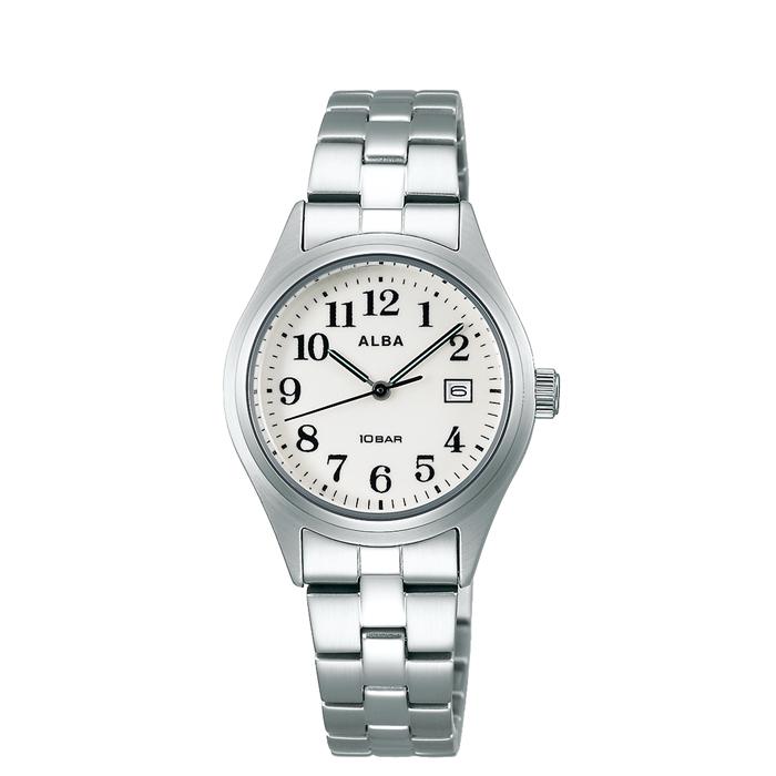 【送料無料!】セイコー 紳士 時計 AQHK449  ホワイト WH 【SEIKO】