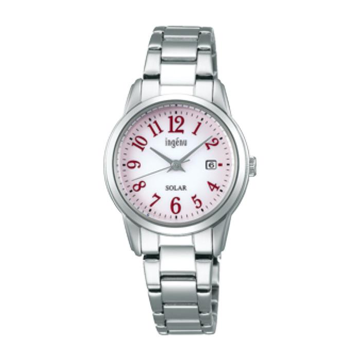 セイコー婦人時計AHJD418ホワイトWHITE【SEIKO】
