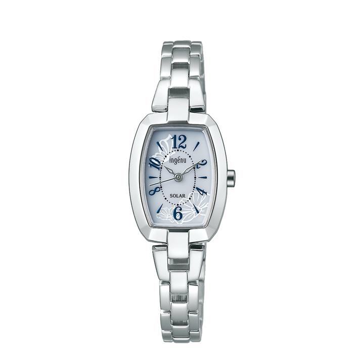 【送料無料!】セイコー 婦人 時計 AHJD424  ホワイト WH 【SEIKO】