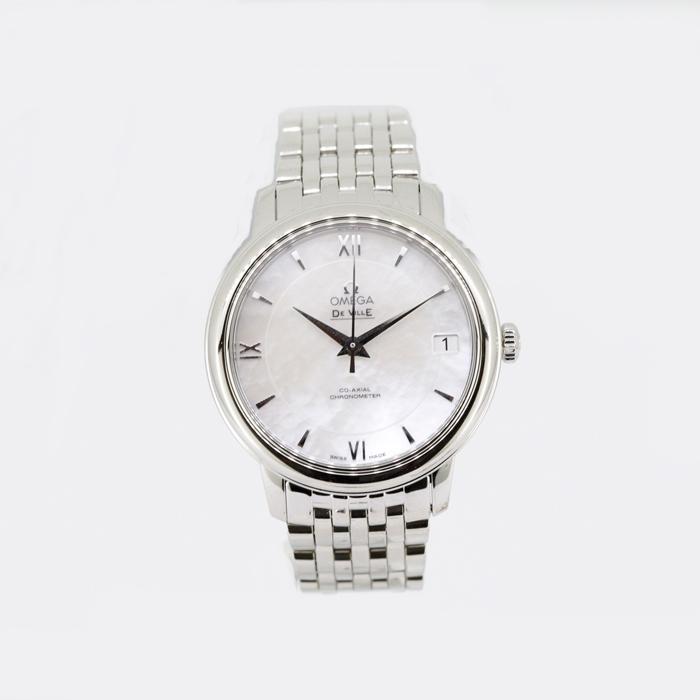 【送料無料!】オメガ 婦人 時計 424.10.33.20.05.001 ホワイト WH 【OMEGA】