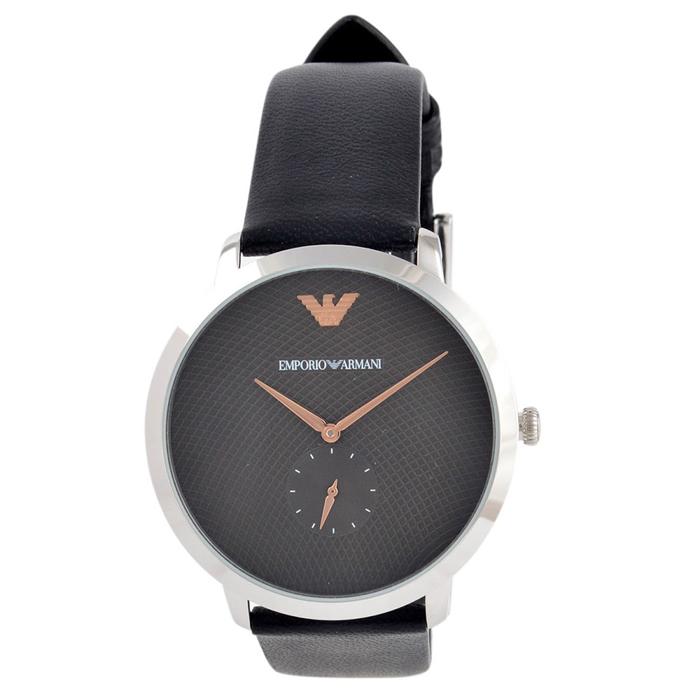 【送料無料!】エンポリオアルマーニ 紳士 時計 AR11162  グレー GR 【EMPORIO ARMANI】