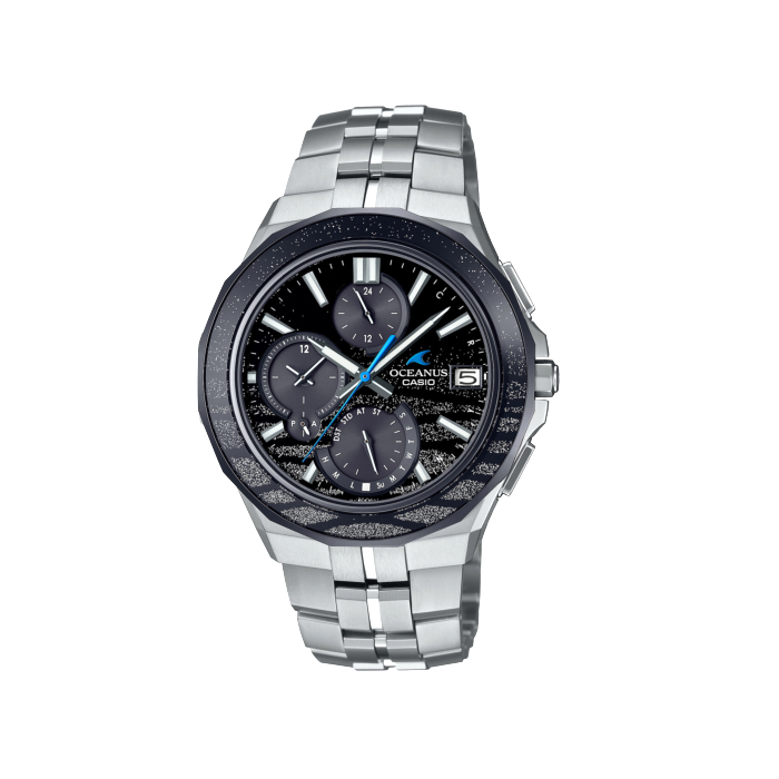 【送料無料】カシオ OCEANUS オシアナス OCW-S5000ME-1AJF メンズ腕時計 【CASIO】