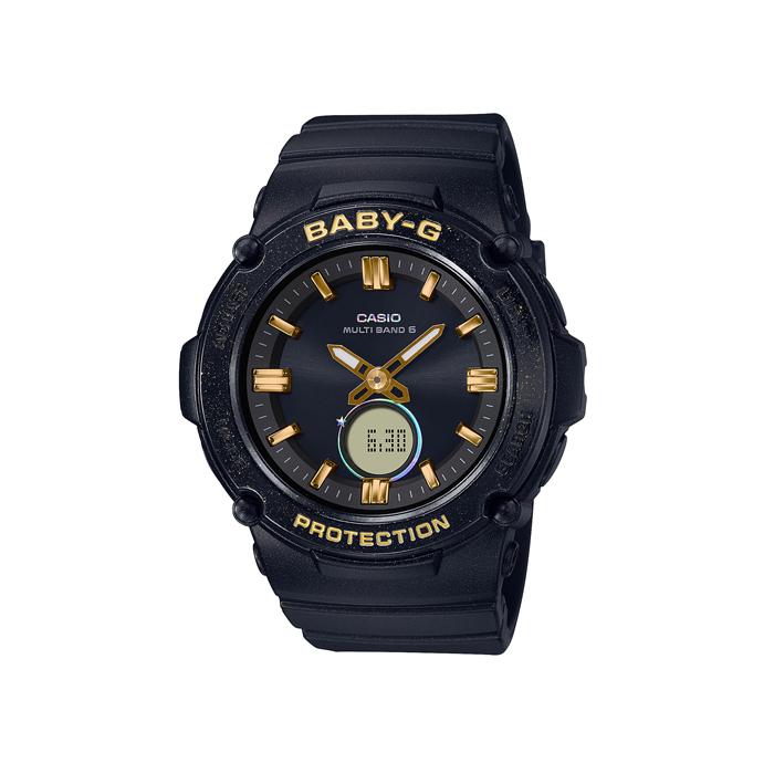 【送料無料!】カシオ BABY-G BGA-2700SD-1AJF  ブラック BLACK レディース腕時計【CASIO】
