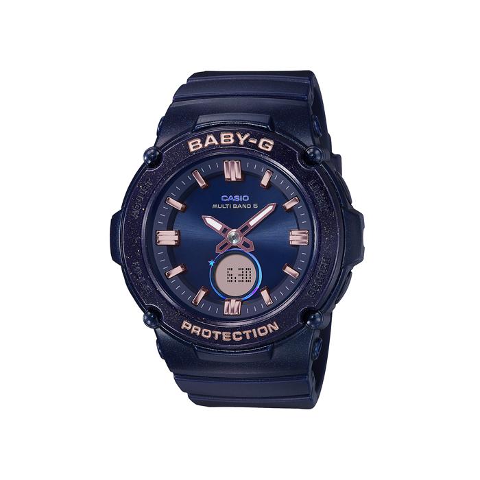 【送料無料!】カシオ BABY-G BGA-2700SD-2AJF  ブルー BL レディース腕時計【CASIO】