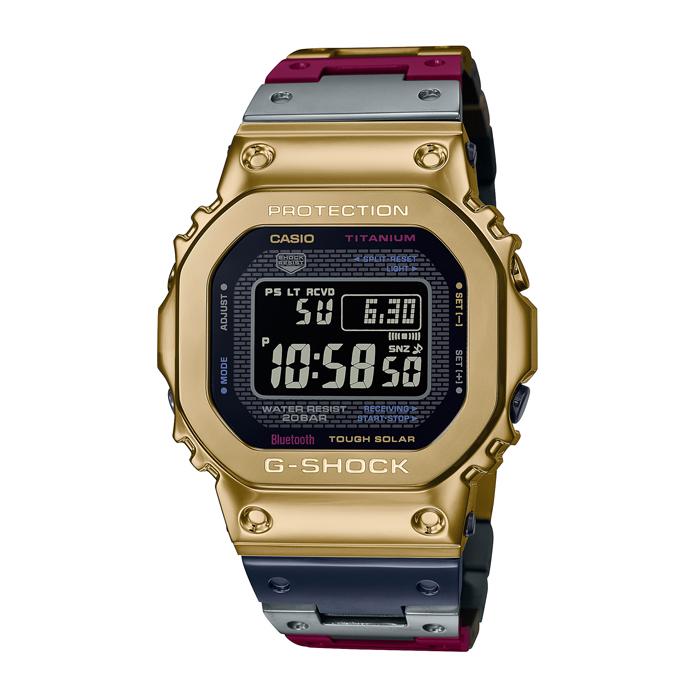 【送料無料!】カシオ G-SHOCK GMW-B5000TR-9JR  デジタル GY メンズ時計 【CASIO】