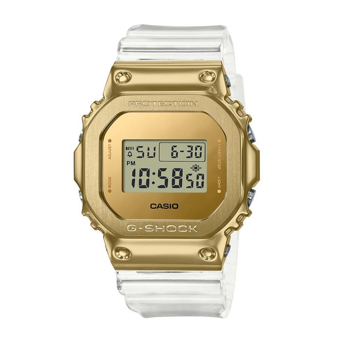 【送料無料!】カシオ G-SHOCK GM-5600SG-9JF  デジタル GD メンズ腕時計【CASIO】