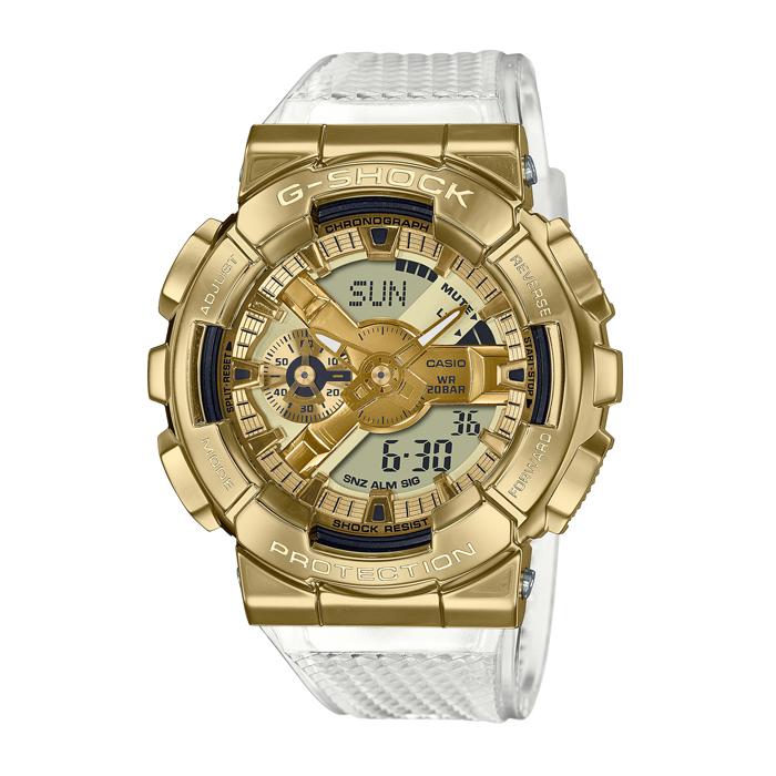 【送料無料!】カシオ G-SHOCK GM-110SG-9AJF  ゴールド GD メンズ腕時計 【CASIO】