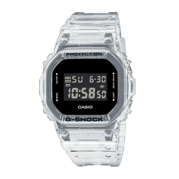 【送料無料!】カシオ G-SHOCK DW-5600SKE-7JF デジタル BLACK メンズ腕時計【CASIO】