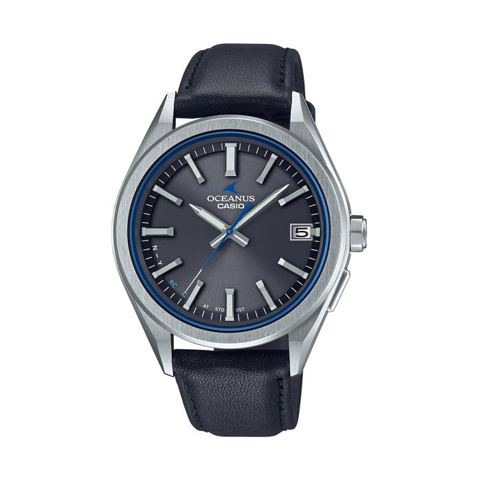 【送料無料!】カシオ OCEANUS OCW-T200SCE-8AJR ブルー BL メンズ腕時計【CASIO】