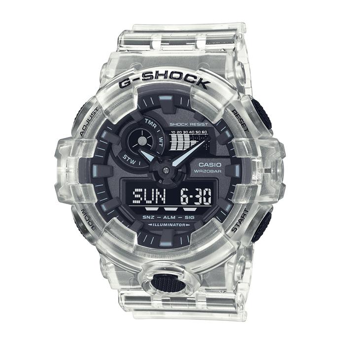 【送料無料!】カシオ G-SHOCK GA-700SKE-7AJF  ブラック BLACK メンズ腕時計【CASIO】