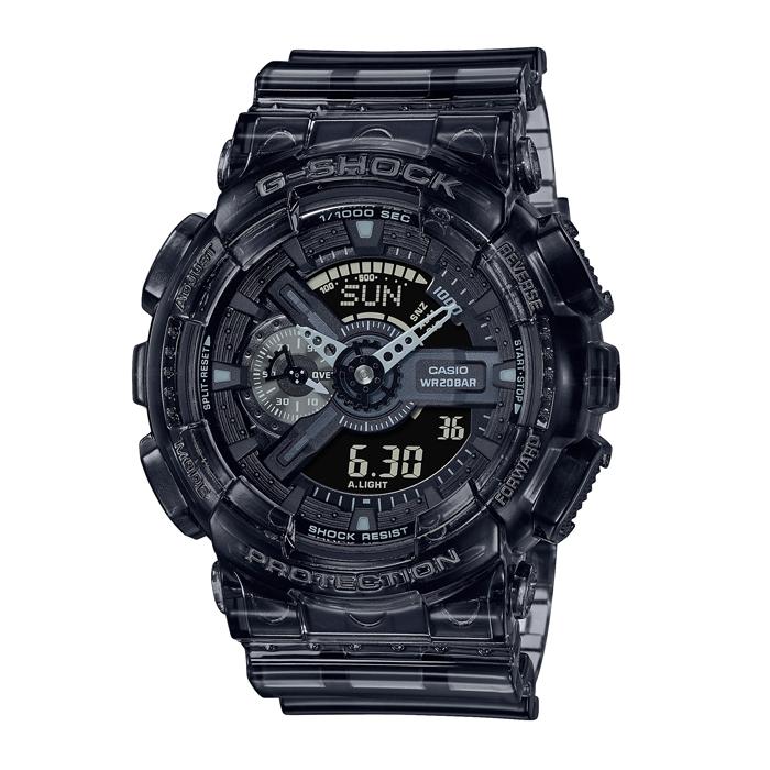 【送料無料!】カシオ G-SHOCK GA-110SKE-8AJF  ブラック BLACK メンズ腕時計【CASIO】