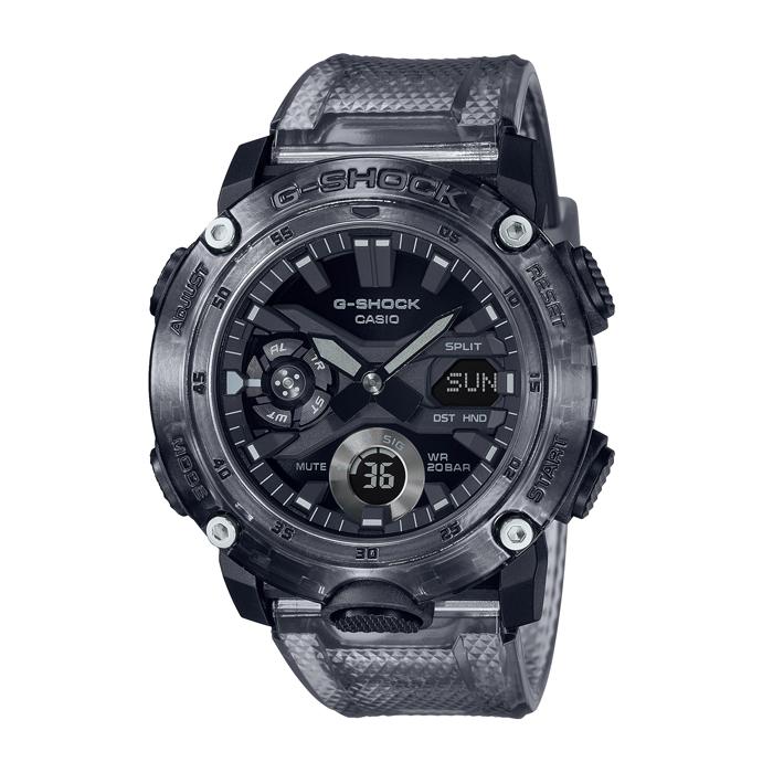 【送料無料!】カシオ BABY-G GA-2000SKE-8AJF  ブラック BLACK レディース腕時計【CASIO】