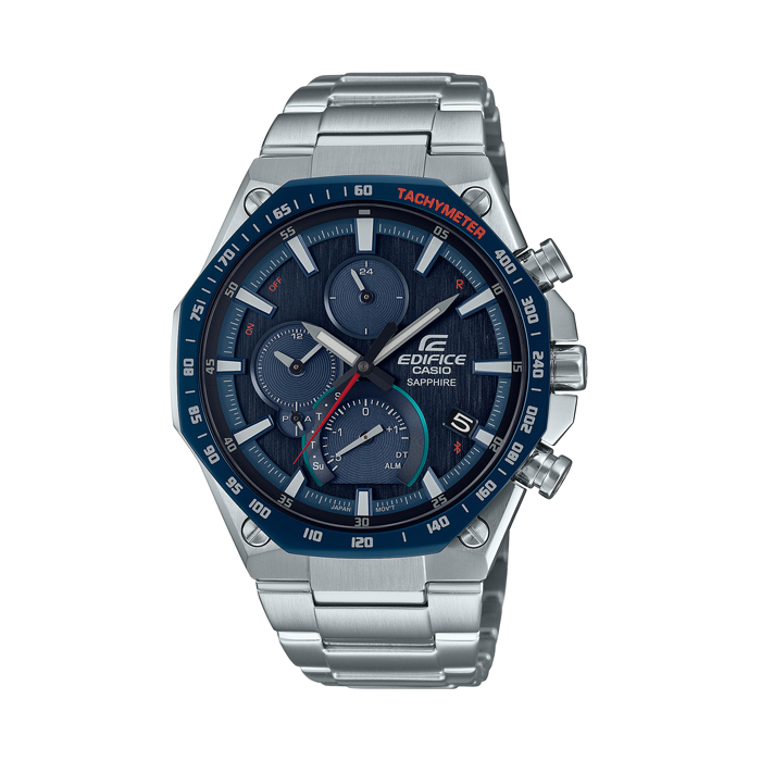 【送料無料!】カシオ 紳士 時計 EQB-1100XYDB-2AJF  ブルー BL メンズ腕時計【CASIO】