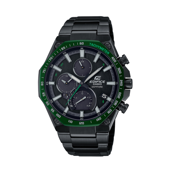 【送料無料!】カシオ 紳士 時計 EQB-1100XYDC-1AJF  ブラック BLACK メンズ腕時計 【CASIO】