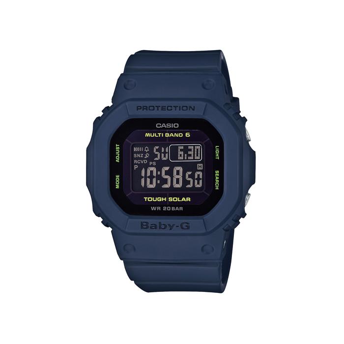【送料無料!】カシオ  BABY-G BGD-5000U-2JF  デジタル BK レディース時計 【CASIO】