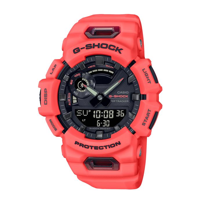 【送料無料!】カシオ G-SHOCK GBA-900-4AJF  ブラック BK メンズ時計 【CASIO】