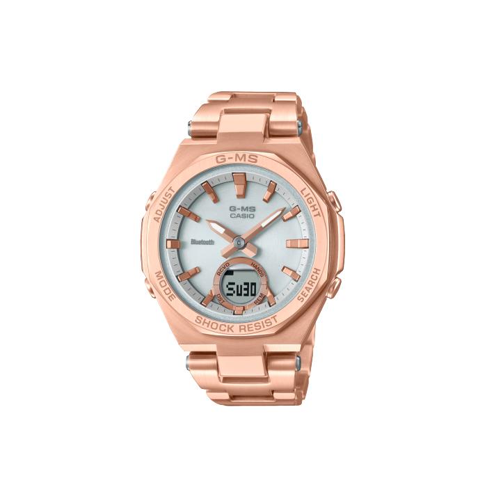 【送料無料】CASIO カシオ BABY-G ベビージー MSG-B100DG-4AJF レディース腕時計 【CASIO】