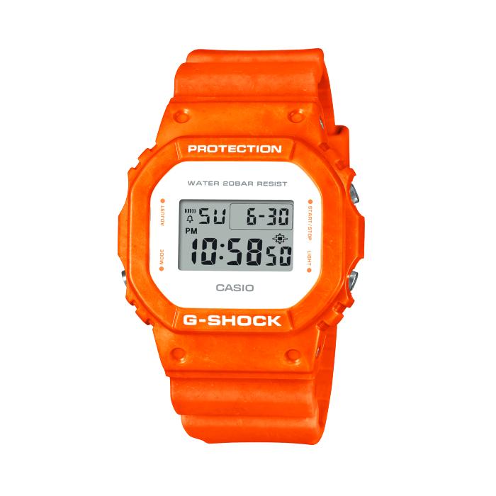 【送料無料】CASIO カシオ G-SHOCK Gショック DW-5600WS-4JF メンズ腕時計 【CASIO】
