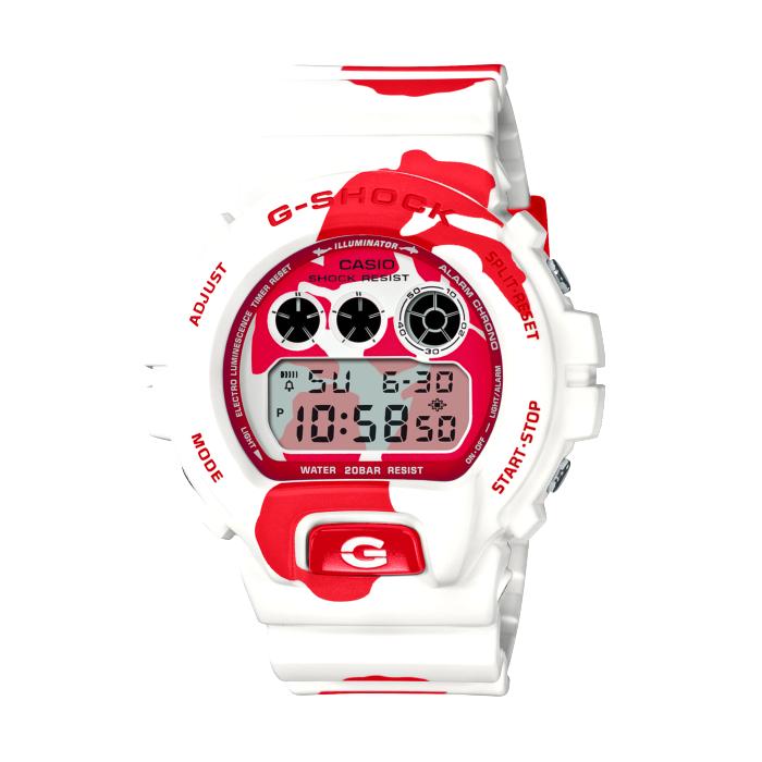 【送料無料】CASIO カシオ G-SHOCK Gショック DW-6900JK-4JR メンズ腕時計 【CASIO】