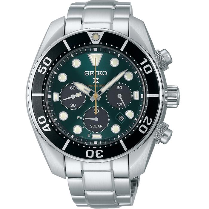 【送料無料!】セイコー Prospex プロスペックス SBDL083 グリーン GN メンズ腕時計 【SEIKO】