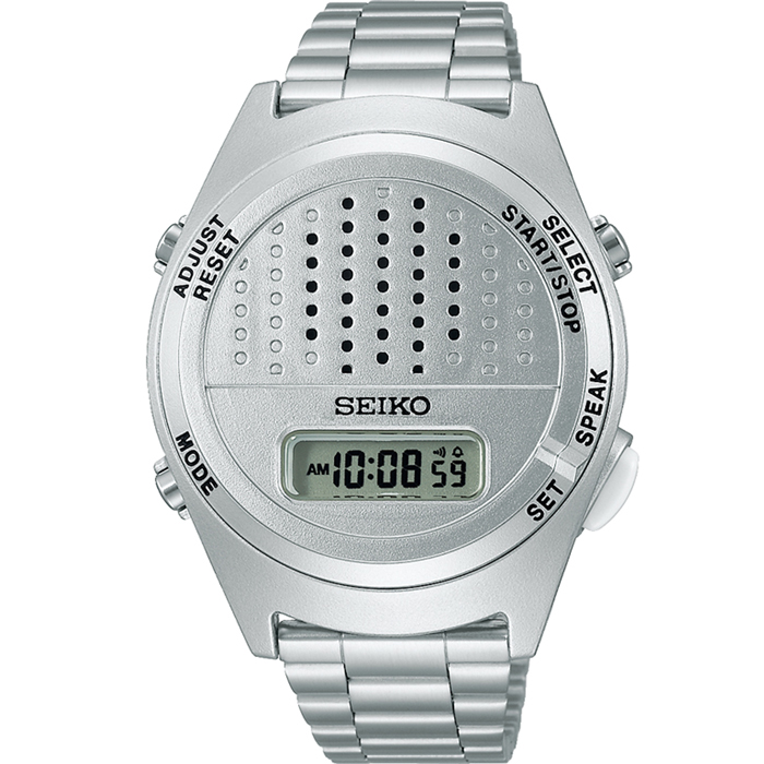 【送料無料!】セイコー オンセイデジタル SBJS013 メンズ 時計   グレー GR 【SEIKO】