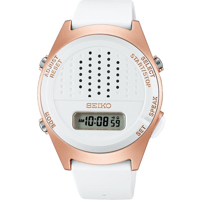 【送料無料!】セイコー オンセイデジタル SBJS016 メンズ 時計   ホワイト WH 【SEIKO】