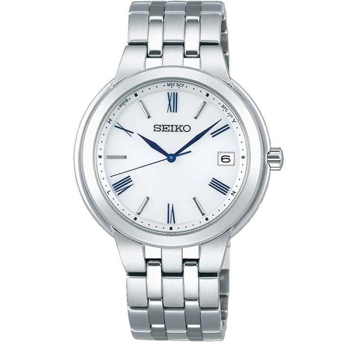 【送料無料!】セイコー  SELECTION セレクション SBTM281 ホワイト WH メンズ時計 【SEIKO】