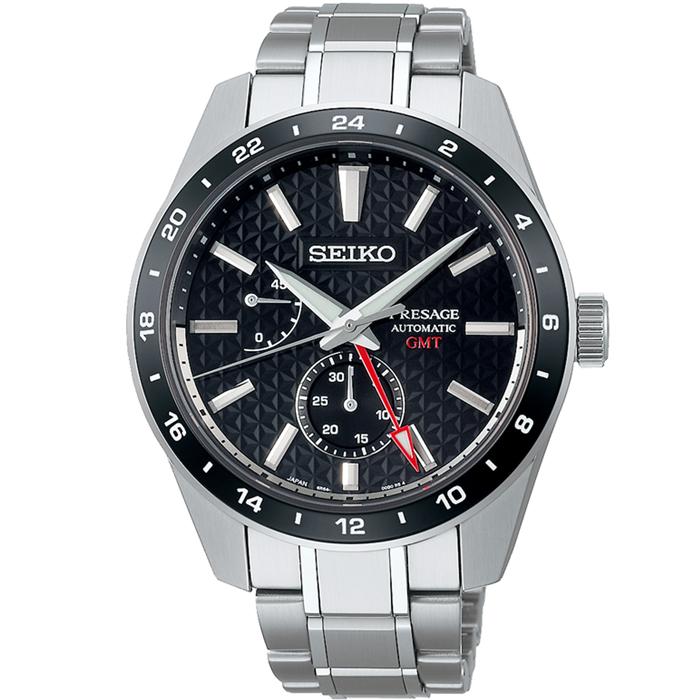 【送料無料!】セイコー PRESAGE プレザージュ SARF005 ブラック BK メンズ腕時計 【SEIKO】