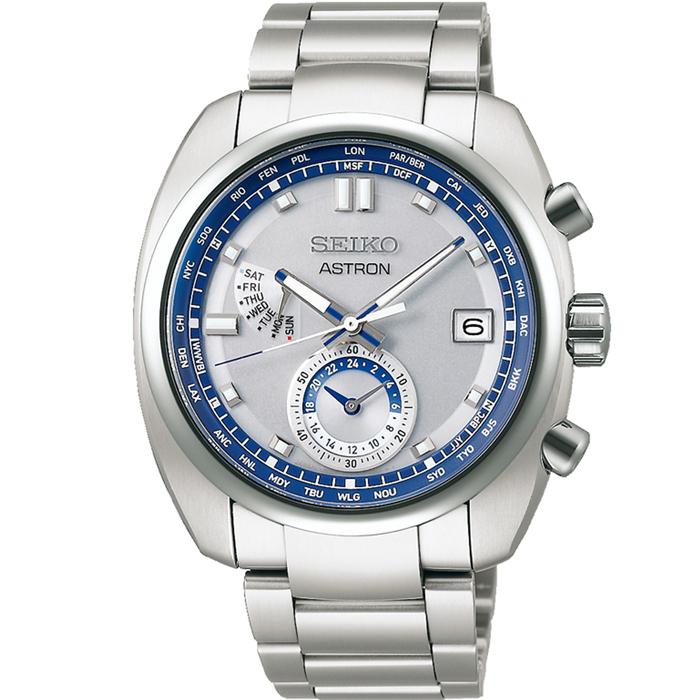 【送料無料!】セイコー  ASTRON アストロン SBXY001 ホワイト WH メンズ時計 【SEIKO】