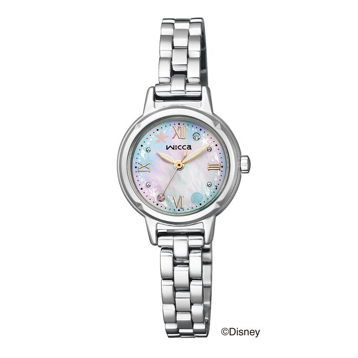 【送料無料】シチズン wicca ウィッカ KP3-619-99 レディース腕時計 【CITIZEN】