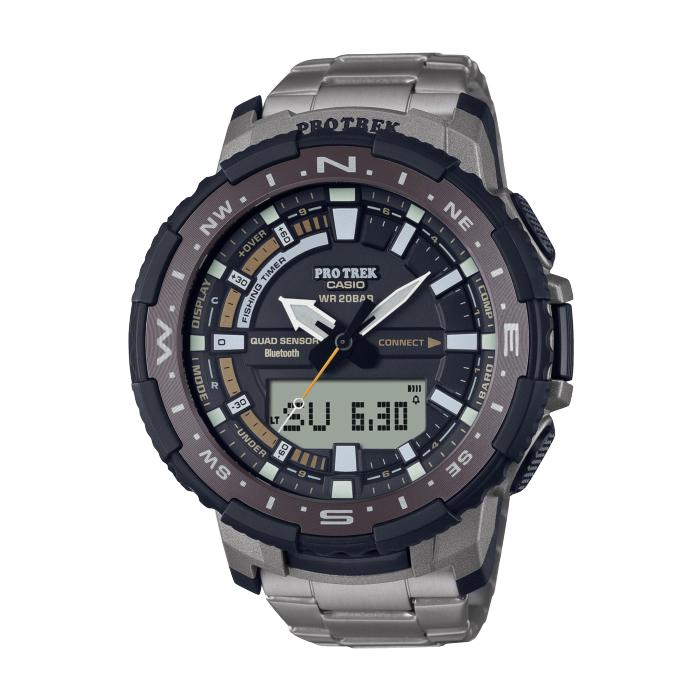 【送料無料】CASIO カシオ PRO TREK プロトレック RT-B70T-7JF メンズ腕時計 【CASIO】