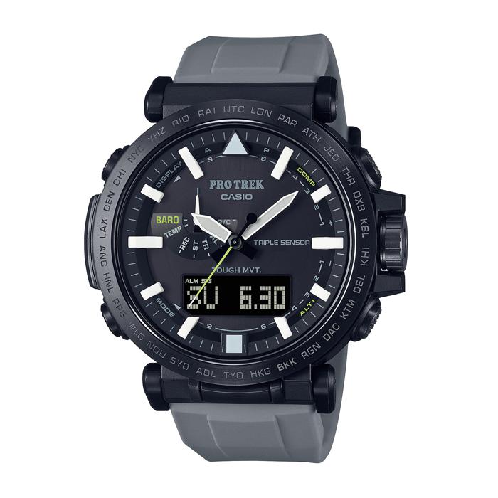 【送料無料】カシオ PRO TREK プロトレック PRW-6620YFM-1JR メンズ腕時計 【CASIO】