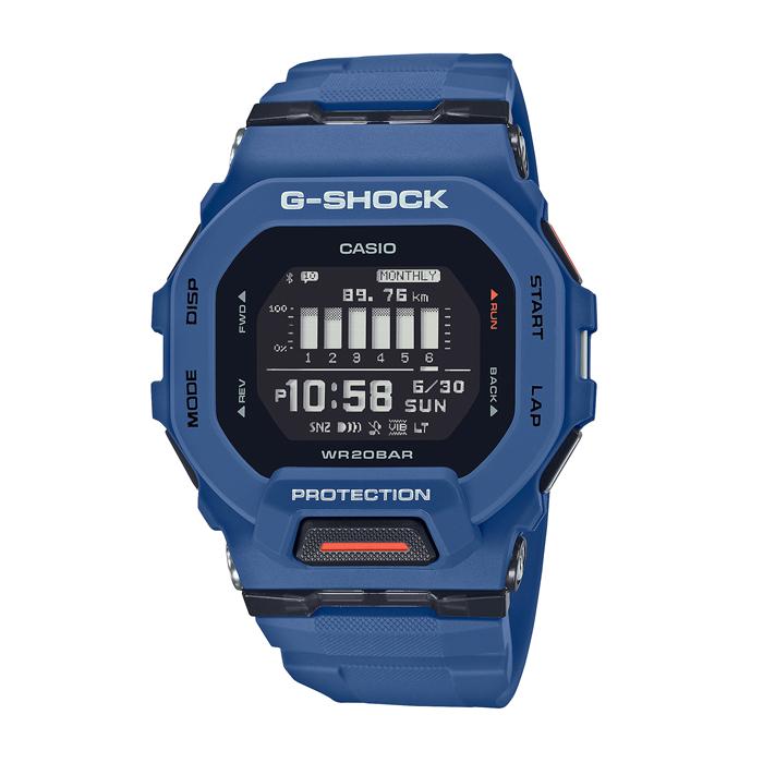 【送料無料】CASIO カシオ G-SHOCK Gショック GBD-200-2JF メンズ腕時計 【CASIO】