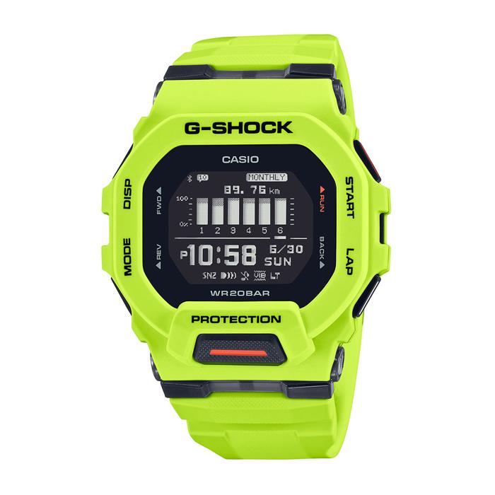 【送料無料】CASIO カシオ G-SHOCK Gショック GBD-200-9JF メンズ腕時計 【CASIO】