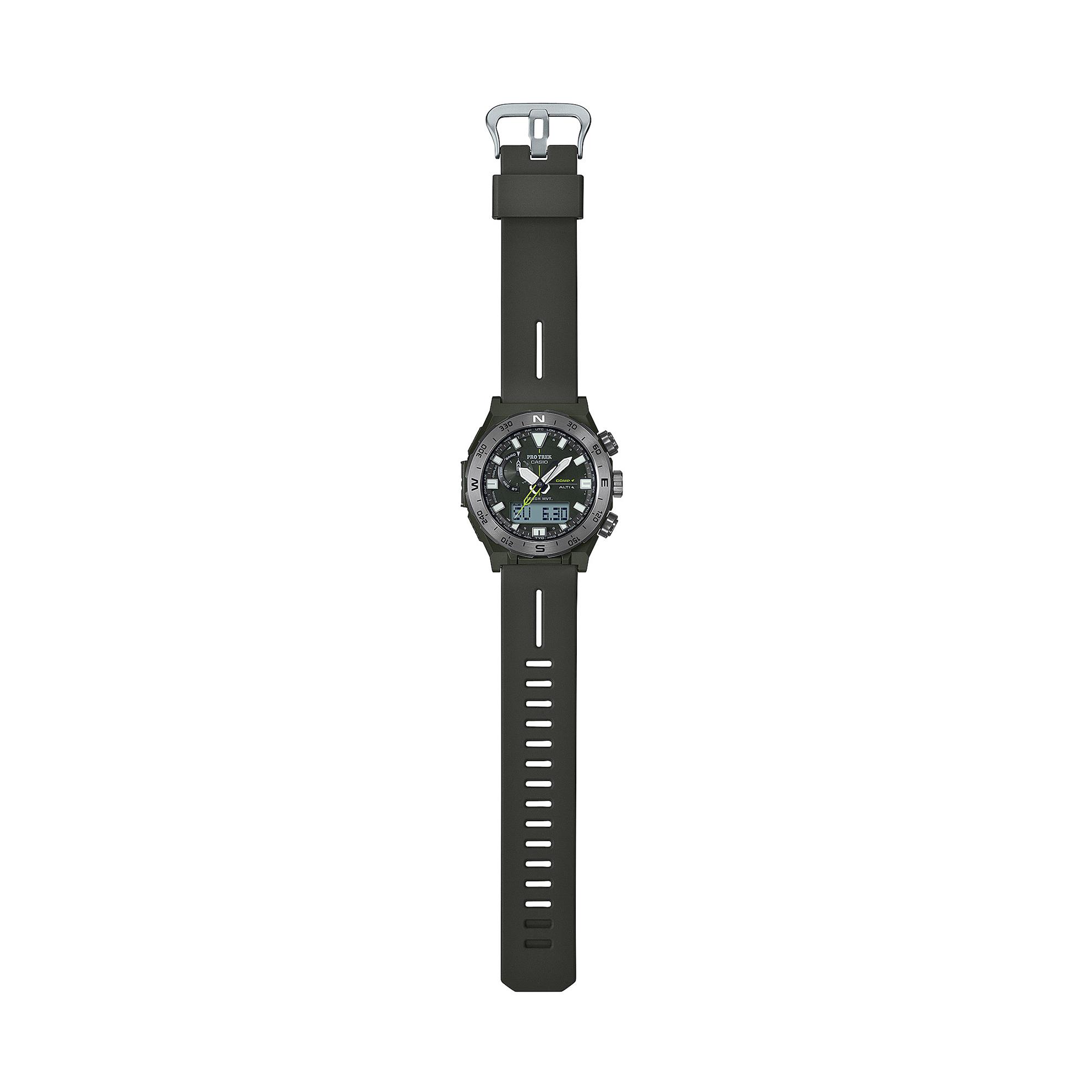 【送料無料】カシオ PRO TREK プロトレック PRW-6800Y-3JF メンズ腕時計 【CASIO】