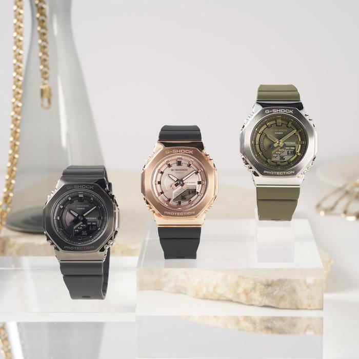 【送料無料】CASIO カシオ G-SHOCK Gショック GM-S2100-3AJF メンズ腕時計 【CASIO】