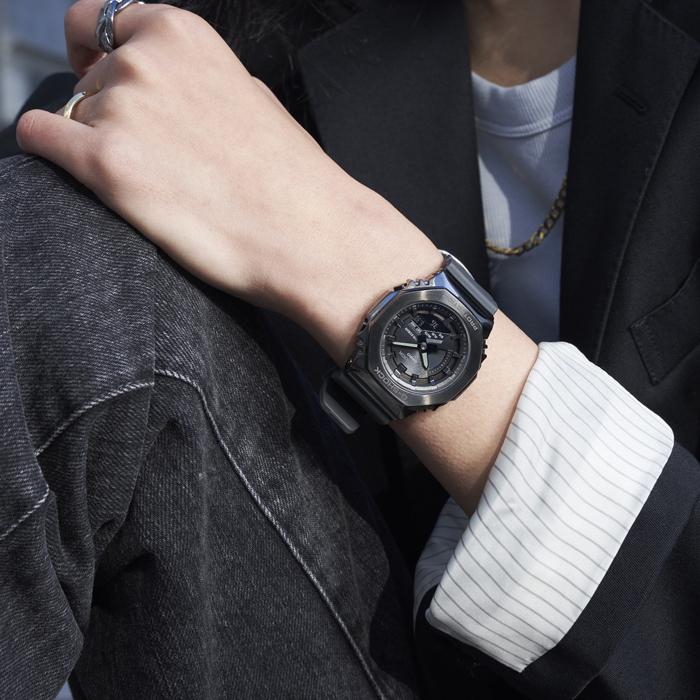 【送料無料】CASIO カシオ G-SHOCK Gショック GM-S2100B-8AJF メンズ腕時計 【CASIO】