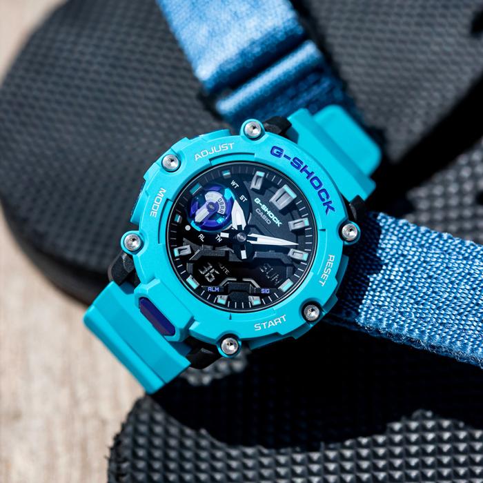 【送料無料】CASIO カシオ G-SHOCK Gショック GA-2200-2AJF メンズ腕時計 【CASIO】