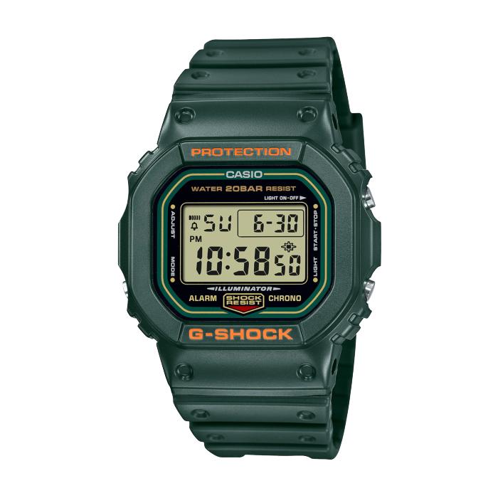 CASIO カシオ G-SHOCK Gショック DW-5600RB-3JF メンズ腕時計 【CASIO】